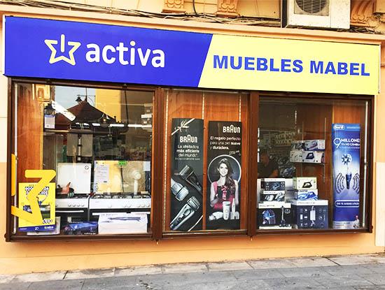 tiendas activa muebles mabel electrodomesticos